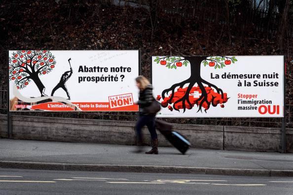 """Svizzera alle urne """"Contro l'immigrazione di massa"""""""