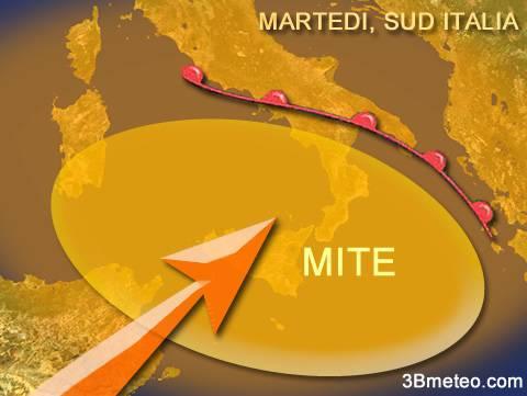 Temperature in aumento in tutta Italia. Primavera in arrivo
