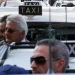 Taxi: lo sciopero di sette sigle sindacali manda Roma in tilt