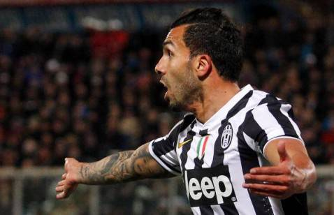 Tevez (Getty images)