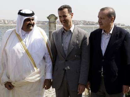 Crisi libanese: a Damasco incontro tra Siria, Turchia e Qatar
