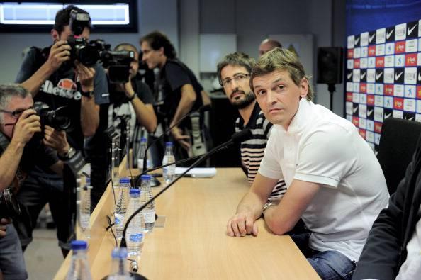 Tito Vilanova lascia il Barcellona per nuovi problemi di salute