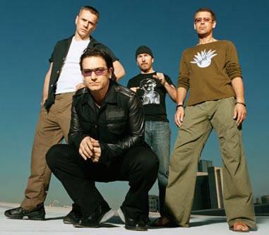 U2 Torino, ottima apertura tour 360° 2010