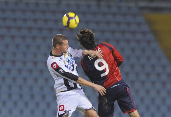 Diretta live Udinese-Cagliari Serie A 7 Novembre 2010