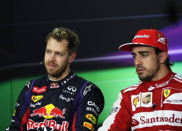 """F1, Alonso punge Vettel: """"Leggenda quando vincerà con una macchina normale"""""""