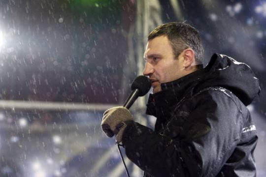 Ucraina, proteste a Kiev: tregua fino a stasera
