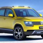 Volkswagen Taigun: concept-car per svelare il futuro dei suv tedeschi