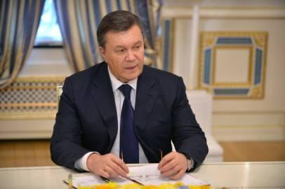 Viktor Yanukovich (Getty image)