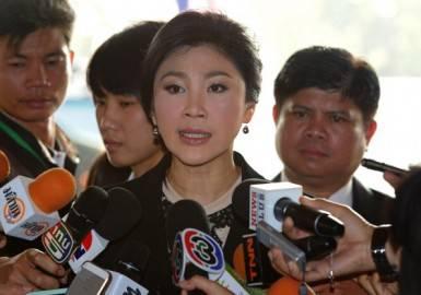 Yingluck Shinawatra, premier Thailandia (Getty images)