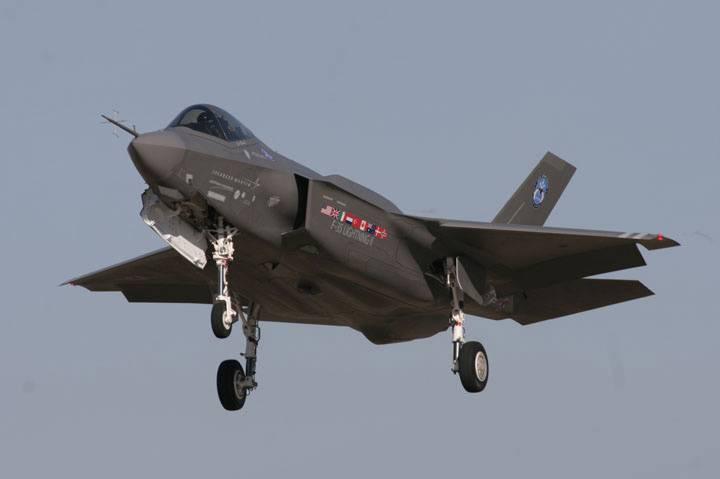 Aereo Da Caccia F35 : Israele aerei caccia l esercito israeliano acquista