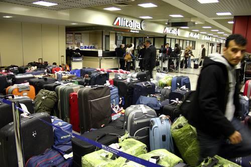 Maltempo: Roma Fiumicino torna alla piena operatività dei voli