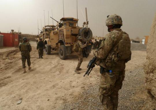 Afghanistan: il generale Campbell a capo dell'Isaf