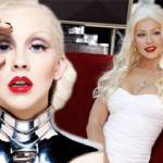 Christina Aguilera sulla Walk of Fame di Hollywood