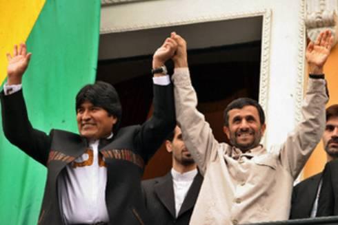 Accordi bilaterali tra Iran e Bolivia: Ahmadinejad rompe l'isolamento Usa