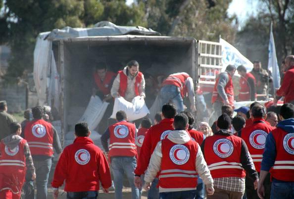 Siria: prosegue evacuazione sfollati a Homs. Trattative Ginevra 2 in fase di stallo