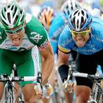 Tour de France 2011: replica di Hushdov che vince allo sprint. Oggi arrivo a Pinerolo