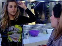 """Diretta live Grande Fratello 11, Angelica: """"Nominerò sempre Davide"""""""