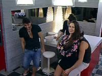 Diretta live Grande Fratello 11, Nando si burla di Andrea