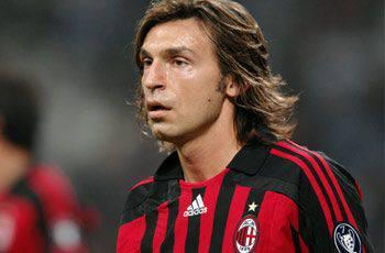 Gazzetta dello Sport: il Milan perde Pirlo per un mese