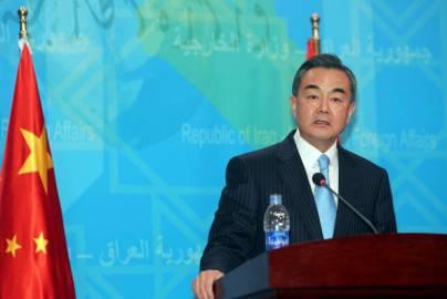 Wang Yi, ministro degli esteri cinese (Getty images)