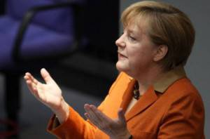 Angela Merkel  (Getty Images)