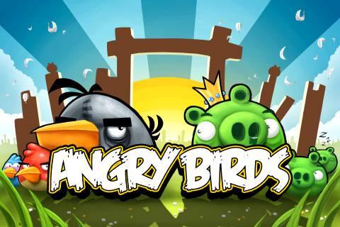 Angry birds: il gioco dei record sarà su Facebook entro tre mesi