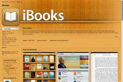 apple ibooks 640 405x270 Lapp iBooks di Apple conquista nuovi mercati: disponibili tremila titoli in italiano