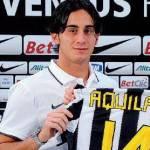 CALCIO / Juventus, Del Neri prova la coppia Aquilani-F.Melo