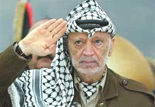 Caso Arafat: autorizzate le analisi su tessuti del cadavere per cercare il polonio