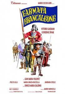 Locandina film L'armata brancaleone