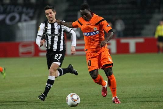 Calciomercato Juventus, nel mirino Asamoah dell'Udinese