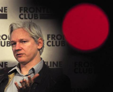 Julian Assange (Getty Images)