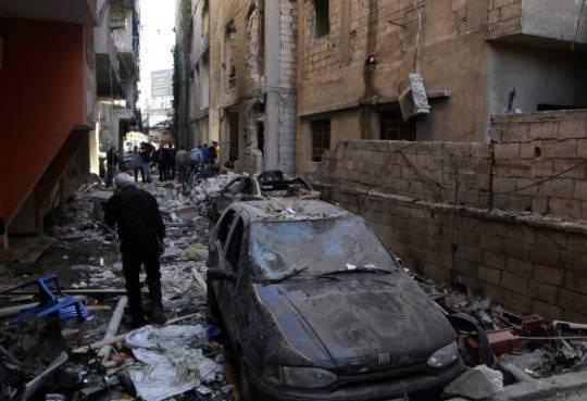 Siria: scoperti 30 corpi torturati a Damasco, strage di bambini in appena 48 ore