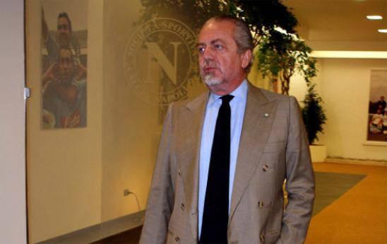 "Roma – Napoli, De Laurentiis elogia Cavani: ""E' fortissimo e l'ho voluto io"""