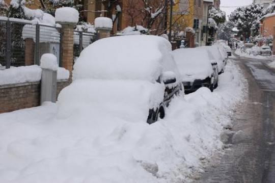 Neve e maltempo: Marche, Molise, Abruzzo e Romagna le più colpite