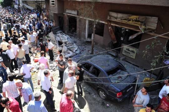 Siria: ancora morti a Damasco. La Nato preferisce non 'interferire'