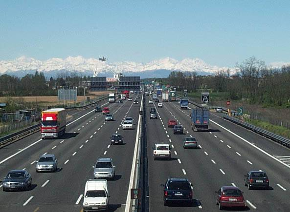 Traffico autostrada (repertorio)