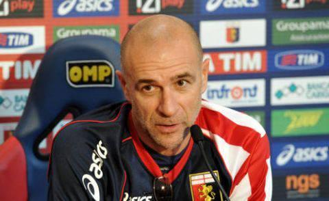 """Coppa Italia Inter – Genoa, Ballardini se la prende con l'arbitro: """" Il direttore di gara è stato condizionato dal pubblico"""""""