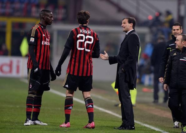 Balotelli: cori e ululati contro l'attaccante da parte dei tifosi della Roma