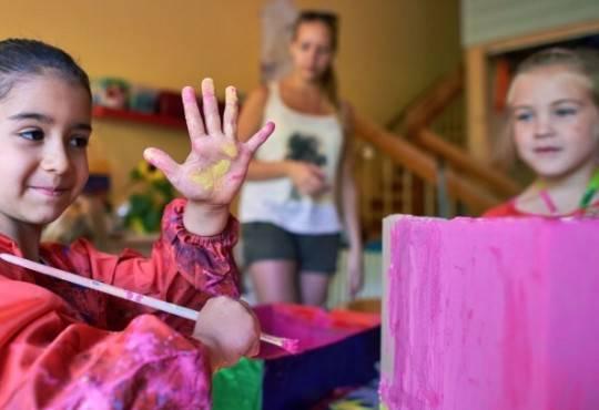Libera scelta nella condivisione dei giocattoli migliora la socialità nei bambini