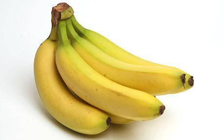 Banana, il frutto per il dopo allenamento