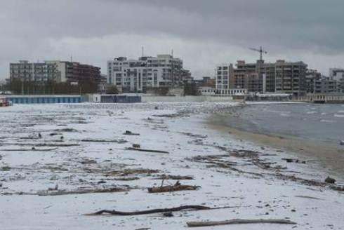 Freddo e neve su tutta l'Italia: temperature ancora sottozero nel week end
