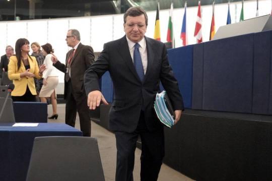 """Ue, Barroso: """"Segnale di ripersa non significa essere usciti dalla crisi"""""""