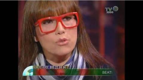 Beatrice Fazi (Screenshot TV2000)