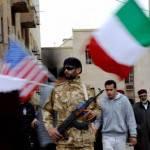 Guerra in Libia: esercito di Gheddafi abbandona Misurata, esplosioni nel centro Tripoli