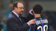 Situazioni infortuni Inter: problemi muscolari per Philippe Coutinho