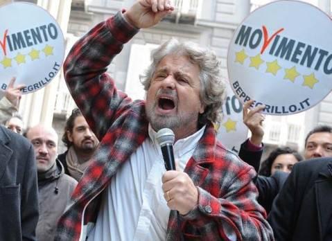 Elezioni amministrative: clamoroso successo del Movimento 5 stelle di Beppe Grillo
