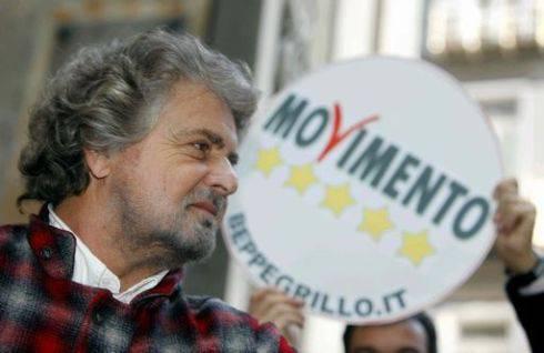 BEPPE GRILLO / Cesena, al via la Woodstock del Movimento 5 Stelle