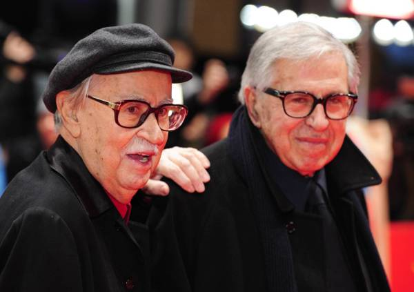 Paolo e Vittorio Taviani trionfano al Festival di Berlino e sensibilizzano sulla condizione dei detenuti