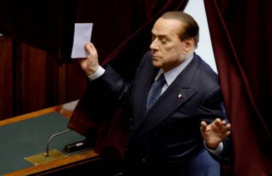 Berlusconi deposita alla Giunta per le elezioni il ricorso alla Corte europea per i diritti umani